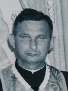 Fr. Oleksa Zachariasevych